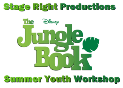 Summer Youth Workshop, Jungle Book logo